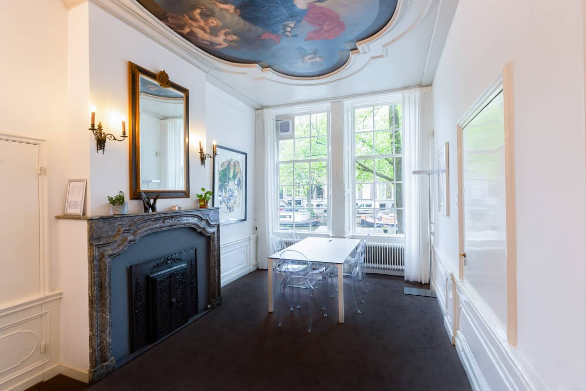 Meeting Room Amsterdam EBC Tuinhuis 01