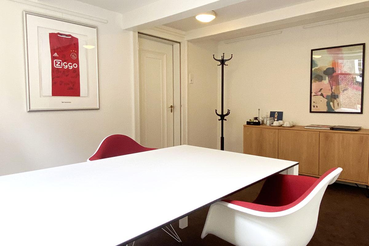 Meeting Room Amsterdam EBC Ajax Room 01