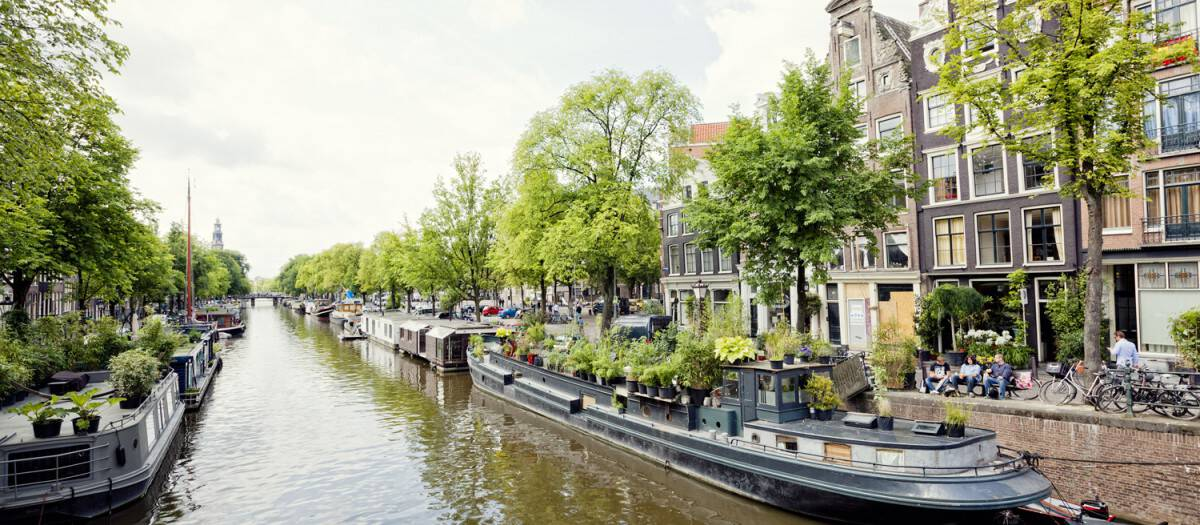 Serviced Office Space Amsterdam Keizersgracht centrally located