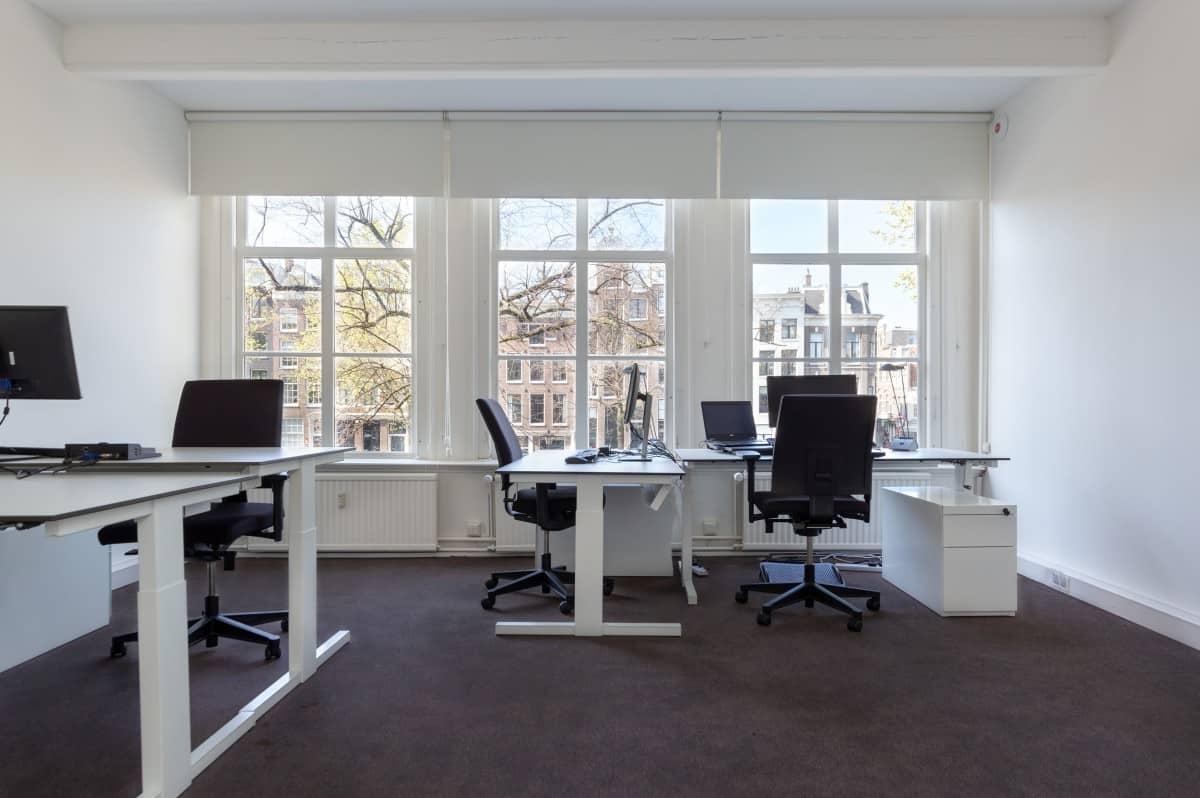 Serviced Office Kantoorruimte Amsterdam huren