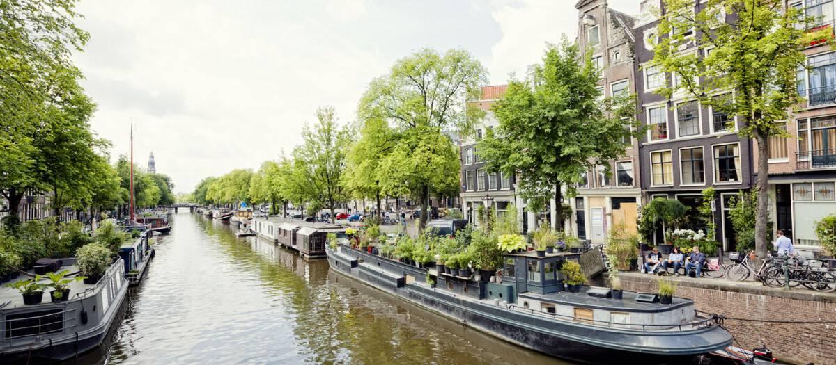 Kantoorruimte Amsterdam huren Keizersgracht