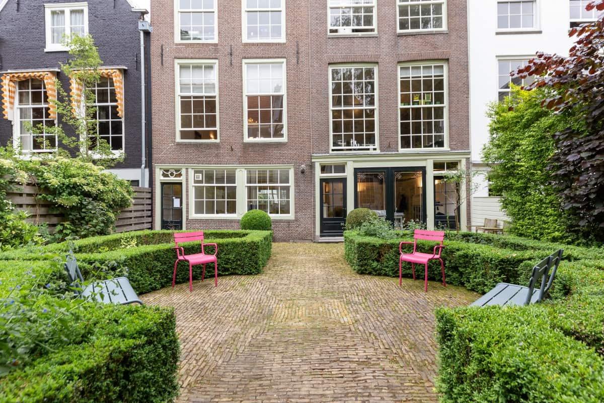 Vergaderlocatie-Amsterdam-Tuinhuis-Franse-Binnentuin