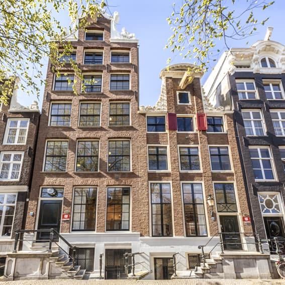 Vergaderruimte Amsterdam Keizersgracht