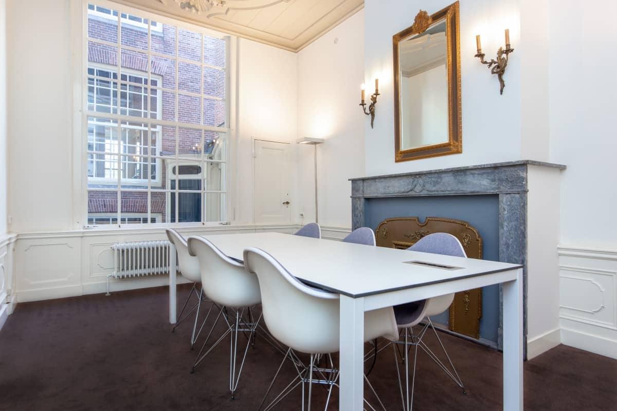 Virtual Office Amsterdam Meeting Room Ceres Room