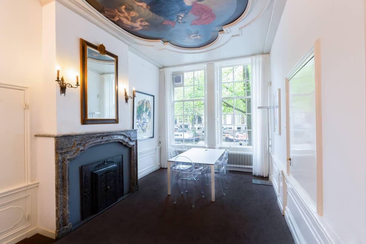 Virtual Office Amsterdam Prudence Room meeting